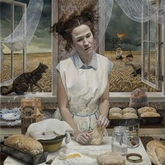 In the Distance (2015) - Andrea Kowch