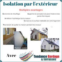 NATURE MATERIAUX : ATELIER ISOLATION PAR L'EXTERIEUR !