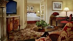 The Waldorf=Astoria® Hotel, NY - Executive Suite