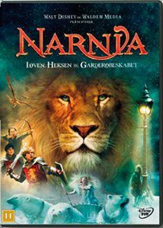 NARNIA (2005) LØVEN, HEKSEN OG GARDEROBE
