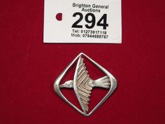 How about this Ola Gorie Brooch in out Jewellery Auction Friday 29th January 10am