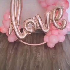 Birthday Balloon Decorations, Birthday Balloons, Birthday Party Decorations, Baby Shower Decorations, Balloon Centerpieces, Balloon Bouquet, Balloon Garland, Balloon Arch, Girl First Birthday