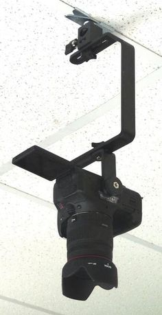 Suspended Drop Ceiling Face Down Camera Mount | ALZO Digital