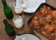 Time to be an Adult: Cooking with Cervezas Alhambra Reserva 1925 - WIN your own supply!