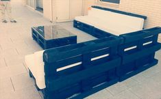 DIY Pallet Sofa | 99 Pallets