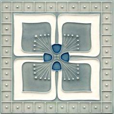 Golem Kunst- und Baukeramik GmbH   Art Nouveau tiles decorated   Art Nouveau tiles5