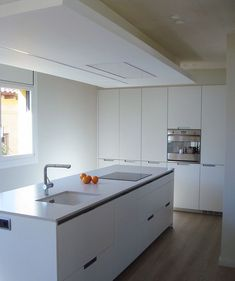 SANTOS kitchen | Diseño de cocina Minos. Proyecto del distribuidor exclusivo de Santos en Vic (Barcelona), Kit´s Interiorisme