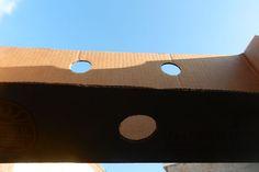 Cardboard Boxes show their real face - 451 - Pareidolia