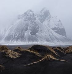 Kambhorn & Vestrahorn - Iceland #seeiceland