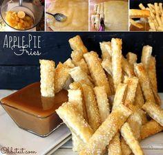 Apple pie frys