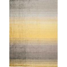Linie Design Grace Rug Grace is like a modern watercolor painting elegantly…