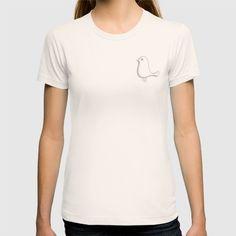 Glossy Bird T-shirt