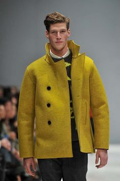 I'm obsessed with yellow lately. (Joe Fresh FW'12)