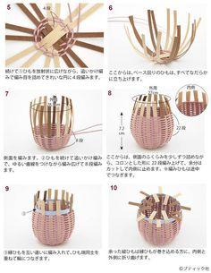 10 DIY Easter Baskets Source by etherq Rope Crafts, Diy Home Crafts, Handmade Crafts, Handmade Headbands, Diy Osterschmuck, Basket Weaving Patterns, Diy Easter Decorations, Newspaper Crafts, Mason Jar Crafts