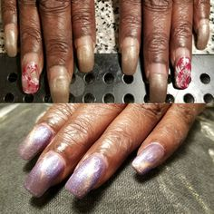Before and after BOTH MY WORK!Make your appointment today! @epiphanysalonnspa 5312 Germantown ave Philadelphia Pennsylvania 19144. #blackgirlmagic #blackownedbusiness #supportblackbusiness #nailtech #blackowned #Phillynails #77Nails_ #TechShirley #whowhatwhere #stiletto #nailgangganggang #blackgirlsdonailstoo #bgm #Blackwallstreet #blackgirlmagic #supportblackbusiness #naildesign101magazine #hustle #Compton #Philly #comptonbredphillybased #blacknailtech #epiphanysalonnspa #boomphilly #nails…