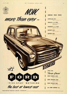 Ford Prefect. (Poster)
