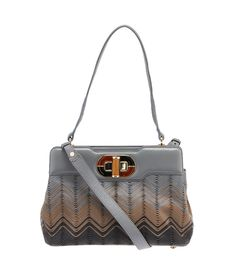This Bvlgari Gray Multi-Color Leather Isabella Rossellini Shoulder Tote bag is now available on our website for $600.00. Check out our full collection of authentic Bvlgari items at http://cashinmybag.com/?s=bvlgari&post_type=product. Our bags do sell very quickly. But don't worry, new items are listed daily.
