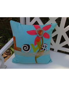 Pillow cover - Made with Love
