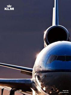 """KLM McDonnell Douglas MD-11 PH-KCE """"Audrey Hepburn"""""""