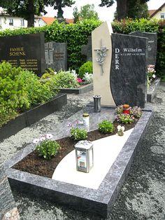 Tombstone Designs, Cemetery Decorations, Visit Germany, Sidewalk, Landscape, Monuments, Gardens, Environment, Grave Decorations