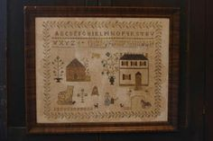 Stacy Nash Primitives - Spring at Hollyberry Farm [SNP131489] - $14.00 : Laurels Stitchery, The best little stitchery shop on the internet!