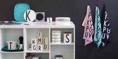 Wortspiele mit Design Letters #Wortspiel #Buchstaben #Wohnen #Accessoire #Galaxus