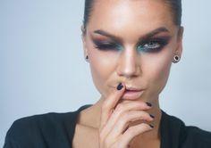 【ρinterest: ⚜ LizSanez✫☽】     //♡ Linda Hallberg Makeup - moondust