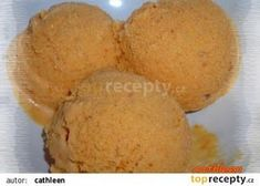 Meruňková zmrzlina recept - TopRecepty.cz Ice Pops, Gelato, Cornbread, Smoothie, Muffin, Ice Cream, Vegetables, Cooking, Breakfast