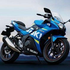 La nueva apuesta para las Compact Racing 2018 Suzuki GSX-250 R #suzuki #dosruedas #gsx250r #bikes #blue #2018 #loveit #nailedit #tryit #compactracingbikes #follow #follow4follow #suzukirules #suzukibandit #makeit #speed #drive #firstdrivemx #dosruedasfirstdrivemx