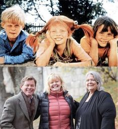 Pippi Longstocking cast Then & Now Jorge Diaz, Nostalgia, Pippi Longstocking, Movies And Series, My Youth, Childhood Memories, The Past, Funny Pictures, Actors