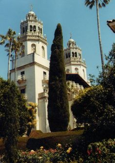 Hearst Castle is a National and California Historical Landmark mansion located on the Central Coast of California, United States. It was designed by architect Julia Morgan between 1919 and 1947[3] for newspaper magnate William Randolph Hearst, who died in 1951. In 1957, the Hearst Corporation donated the property to the state of California. Since that time it has been maintained as a state historic park where the estate, and its considerable collection of art and antiques, is open for tours.