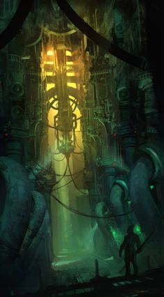 Enslaved: Odyssey to the West concept art