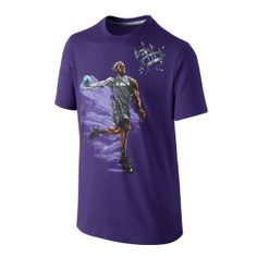 Nike King Of The Court Basketbol T-Shirt 588838547