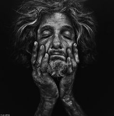 Photographer Lee Jeffries has made it his mission to reveal the human face of addiction, poverty and homelessness  Read more: http://www.dailymail.co.uk/news/article-2608543/Photographer-Lee-Jeffries-uncovers-haunting-human-face-drug-addiction-homelessness-poverty.html#ixzz2zXBq9RSL  Follow us: @MailOnline on Twitter | DailyMail on Facebook
