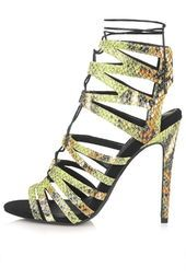 RUPA Snake-Effect Ghillie Sandals