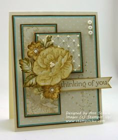 The Stampin' Schach: A Sketch Challenge for The Paper Players