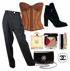 """""""#450 Bruises"""" by emmasopheah ❤ liked on Polyvore featuring Chanel"""