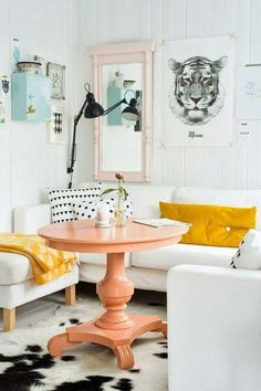 3 Clever ideas: Boho Minimalist Home Interior Design minimalist decor colorful sofas.Minimalist Interior White Floors simple minimalist home dreams. Interior Design Inspiration, Home Decor Inspiration, Decor Ideas, Design Ideas, Home Interior, Interior Decorating, Kitchen Interior, Interior Ideas, Modern Interior