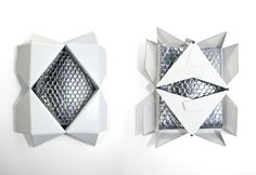 Oregano Systems Box by Gerlinde Gruber Interesting concept #packaging for electronic components. PD