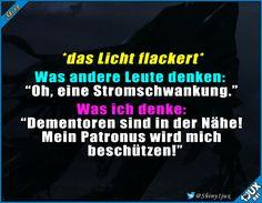 Expecto Patronum! #Dementoren #Potterliebe #Kind #Sprüche #Humor