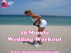 wedding work out