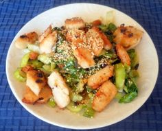Quick Meal: Toasted Sesame Stir Fry