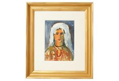 Woman with Veil    $489.00
