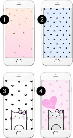 Free iPhone Wallpapers - freebies - ohappydoodles