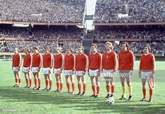 West Germany 0 v Poland 0 The Polish team line up before the match Left to right Grzegorz Lato Bohdan Masztaler Adam Nawalka Henryk Maculewicz. Pre Paid, Live News, Fifa World Cup, Happy Day, Lineup, Germany, Stock Photos, Sports, Polish