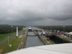 Panamakanal - http://barbaras-reisen.blogspot.de/2009/02/panamakanal.html