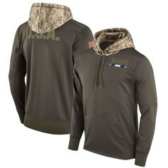 The 2017 Tennessee Titans Hoodies, Jackets, Jerseys, Polo Shirts, and t-shirts have a new look and design. The military tribute hoodies have U.S.A. proudly written across the upper back of the hoodies. All of the Titan's Salute to Service apparel proudly displays USA Flag patches and...