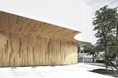 Timber Dentistry by Kohki Hiranuma Architect & Associates - News - Frameweb