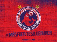 Wallpaper Fabric #LigraficaMX @Tiburones Rojos de Veracruz