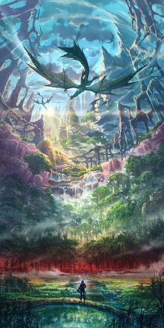 Artworkd from Ys VIII: Lacrimosa of DanaYou can find Fantasy artwork and more on our website.Artworkd from Ys VIII: Lacrimosa of Dana Fantasy Artwork, Fantasy Art Landscapes, Landscape Art, Beautiful Landscapes, Fantasy Paintings, Fairy Paintings, Fantasy Drawings, Digital Paintings, Art Drawings